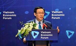 Phấn đấu đến năm 2020, thị trường chứng khoán Việt Nam được công nhận là thị trường mới nổi