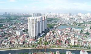 Sức hút từ căn hộ chung cư tầm trung tại Hà Nội