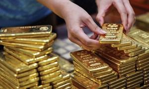 Giá vàng đi ngược nguyên tắc