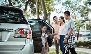Grab ra mắt dịch vụ thuê xe theo giờ