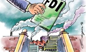 30 năm thu hút FDI và những điều chưa như kỳ vọng
