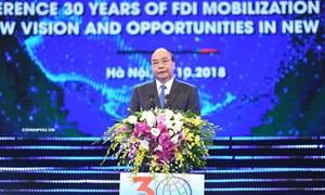Việt Nam nằm trong Top 12 quốc gia thành công nhất về thu hút FDI