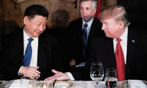 Cuộc chiến thương mại Mỹ Trung liệu có kết thúc?
