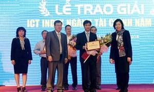 Bộ Tài chính năm thứ 10 liên tiếp công bố ICT Index ngành Tài chính