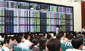 Thị trường chứng khoán: Vượt qua khó khăn, duy trì ổn định