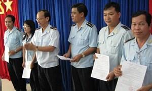 Hải quan Bình Dương: 9 cá nhân nhận Bằng khen  của Thủ tướng Chính phủ
