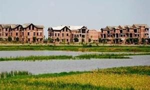 Đổi mới pháp luật về tài chính đất đai