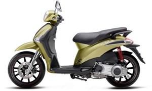 Piaggio Việt Nam bổ sung thêm màu vàng đồng và xanh dương cho Liberty S