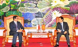 Hướng tới quan hệ đối tác chiến lược toàn diện, hiệu quả giữa Việt Nam - Singapore