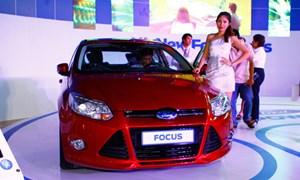 Ford Focus hoàn toàn mới giá từ 689 triệu đồng