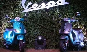 Vespa mới ra mắt, đắt hơn 200.000 đồng
