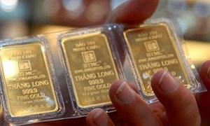 Loại tay chơi lớn khỏi thị trường vàng
