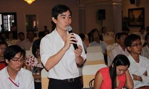 Hải quan TP.Hồ Chí Minh: Giải đáp nhiều vướng mắc cho doanh nghiệp xuất nhập khẩu