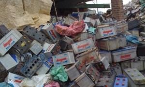 Ưu đãi thuế xuất khẩu đối với mặt hàng phế thải?