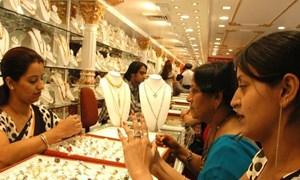 Chính phủ Ấn Độ có thể tăng thuế nhập khẩu vàng