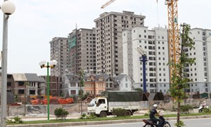 Bất động sản: Những kỳ vọng trong năm 2013