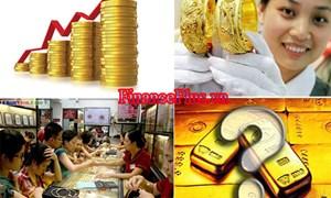 Các ngân hàng tiếp tục dự báo trái chiều về hướng đi của giá vàng