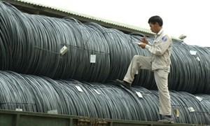 Giảm thuế nhập khẩu dây thép từ 5% xuống 3% từ ngày 7/3/2013