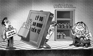 """""""Dính"""" lừa đảo, bao nhiêu tiền của ngân hàng đã ra đi?"""