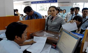 Vướng mắc ngày nộp thuế trên chứng từ điện tử nhận từ Kho bạc