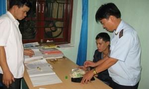Cục Hải quan Lạng Sơn: Biến quyết tâm thành hành động vượt khó trong năm 2013