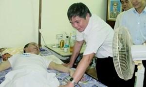Chuyện về người lãnh đạo ngành Thuế vùng Kinh Bắc