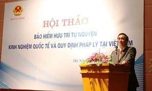 Bảo hiểm hưu trí tự nguyện - Kinh nghiệm quốc tế và quy định pháp lý tại Việt Nam