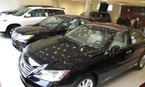 Tăng thuế nhập khẩu ô tô đã qua sử dụng