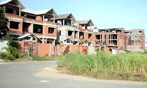 Bất động sản bỏ hoang - lãng phí lớn đối với xã hội