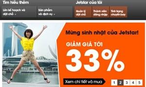 Jetstar bị nghi bán vé khuyến mại giá đắt