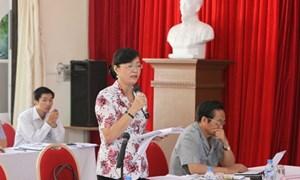Quốc hội thảo luận về dự thảo sửa đổi Hiến pháp năm 1992