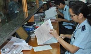 Chi cục Kiểm tra sau thông quan Hà Nội thu tăng 22 lần so với cùng kỳ 2012