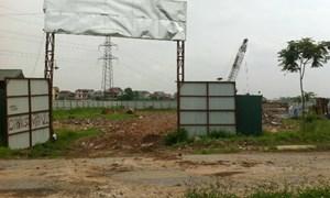 """1.500 tỷ đồng """"chôn chặt"""" tại khu đô thị Vân Canh"""