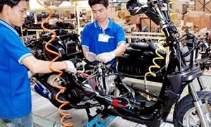Xử lý nợ thuế linh kiện xe máy?