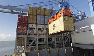 Thâm hụt thương mại Mỹ lớn nhất trong 6 tháng qua