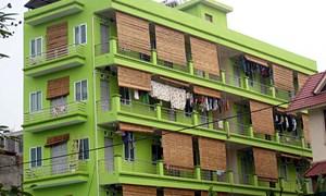 Chung cư mini đắt ngang ngửa chung cư cao cấp