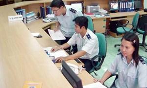 Thắc mắc về việc hướng dẫn giám sát hải quan thực hiện thủ tục hải quan điện tử