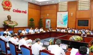 Chính phủ yêu cầu quyết liệt triển khai tái cơ cấu ngành, lĩnh vực