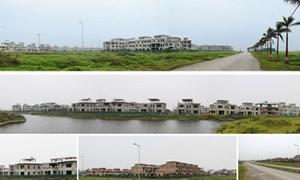 """Chủ dự án bất động sản """"ngoại lệ"""" lên tiếng về tiến độ"""