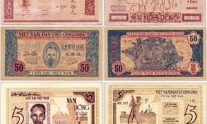 Lịch sử hơn 600 năm của tiền giấy Việt Nam