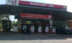 Truy thu thuế xăng dầu tạm nhập tái xuất của NamVietOil là đúng quy định