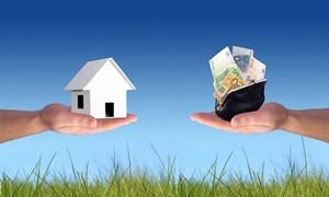 Trung gian tài chính bất động sản: Công cụ tránh rủi ro cho người mua