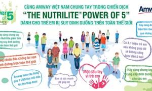 Amway Việt Nam và những đóng góp thiết thực trong công tác cộng đồng
