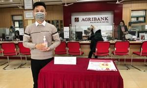 Agribank lan tỏa trách nhiệm cộng đồng, chung tay cùng cả nước đẩy lùi dịch bệnh