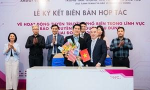 Amway Việt Nam tích cực tham gia hoạt động bảo vệ quyền lợi người tiêu dùng