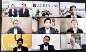 Agribank tham dự Diễn đàn trực tuyến Tài chính Việt Nam năm 2021