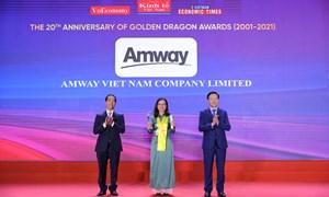 Amway Việt Nam 10 năm liên tục kinh doanh thành công tại Việt Nam
