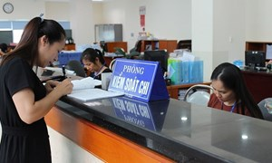 Kho bạc Nhà nước Hậu Giang ưu tiên giải ngân kinh phí phục vụ bầu cử