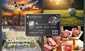 Thêm đặc quyền cho chủ thẻ Agribank JCB Ultimate