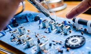 """Gỡ """"nút thắt"""" trong phát triển công nghiệp điện tử ở Việt Nam"""